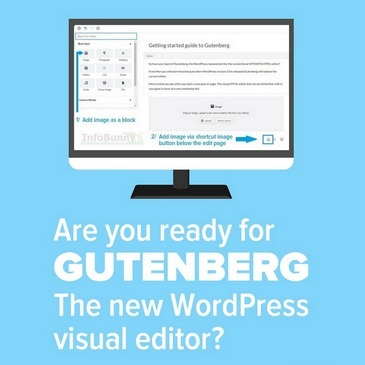OMA opas visuaaliseen toimittajaan WordPress Gutenbergiin [WITH PICTURES]