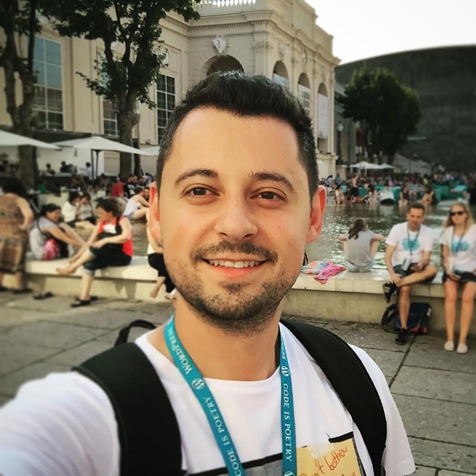 Marius Padureanu Headshot imagege