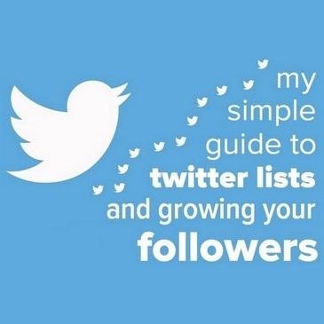 Yksinkertainen opas luomiseen Twitter Seuraajien luettelot ja kasvu