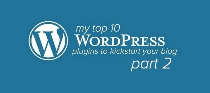 Los 10 mejores complementos de WordPress 2