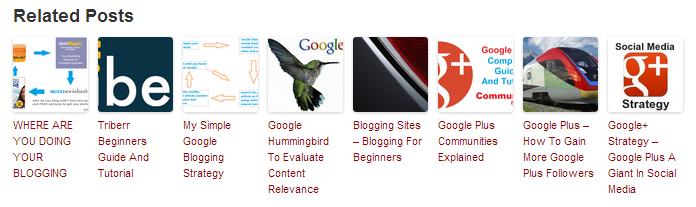 Los 10 mejores plugins de WordPress 2 # 7 publicaciones relacionadas por zemanta