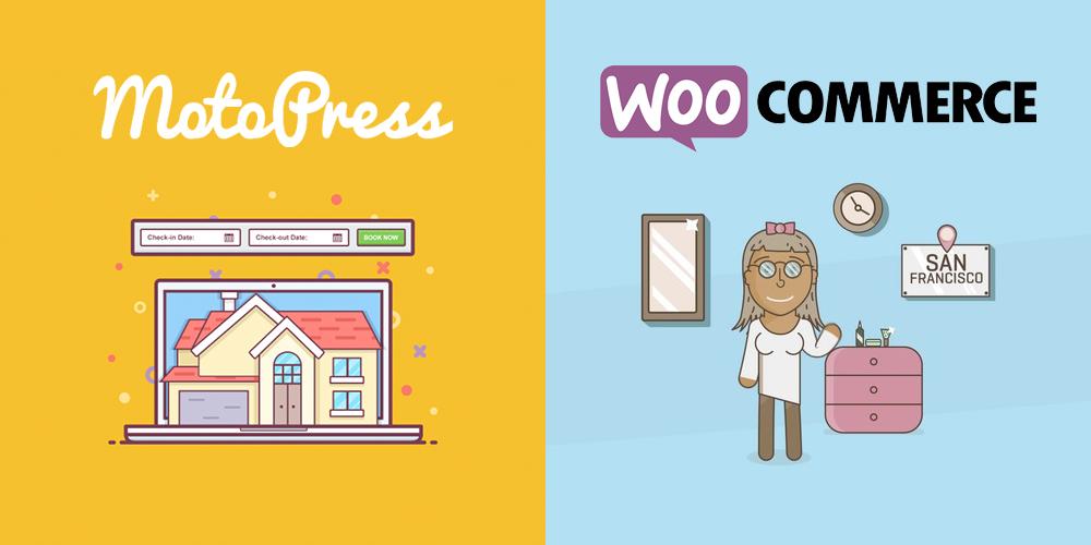 MotoPress Otel sifarişləri vs. WordPress üçün WooCommerce sifarişləri 1