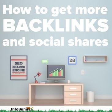 Nhận thêm backlinks và hành động xã hội 3