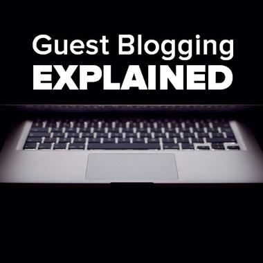 Cơ hội cho Blog khách: Hướng dẫn của bạn về Blog khách năm 2019 3