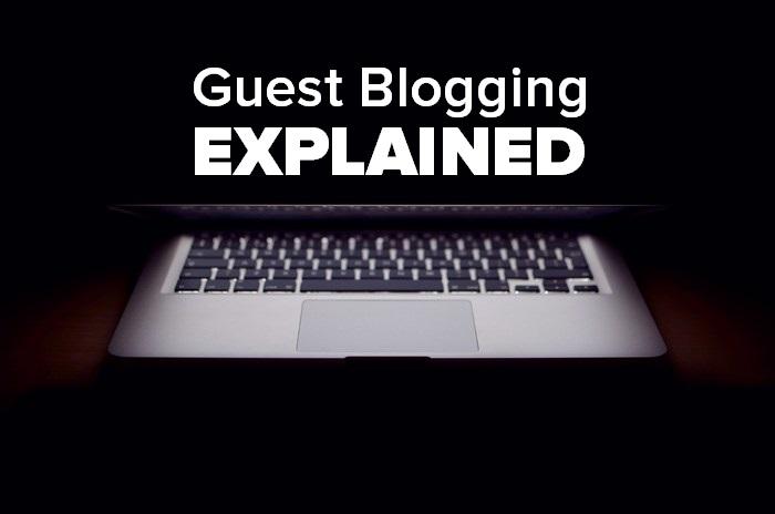 Viết blog khách giải thích: làm thế nào để tìm cơ hội viết blog của khách