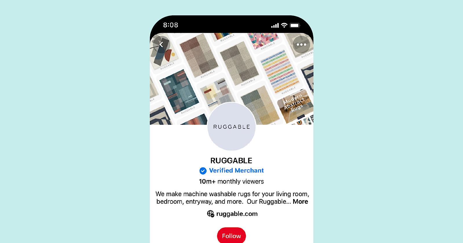 Pinterest Khởi chạy một chương trình thương mại đã được xác minh với các ứng dụng mở cho tất cả mọi người 1