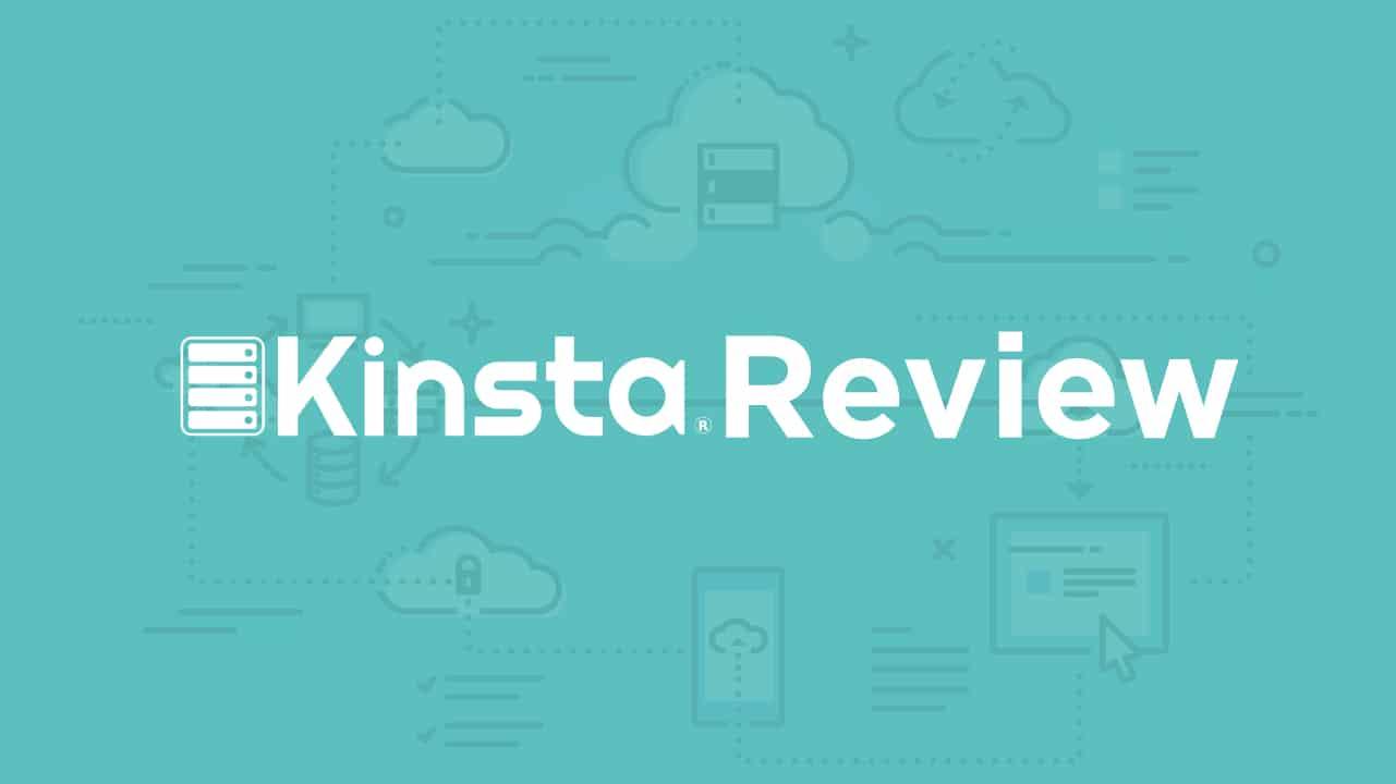 Đánh giá Kinsta: một công ty lưu trữ WordPress được quản lý 4
