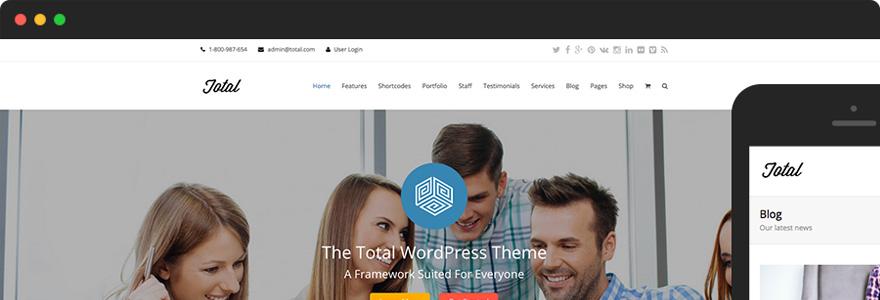 Tổng quan về chủ đề đầy đủ - Chủ đề WordPress đa năng WPExplorer 11