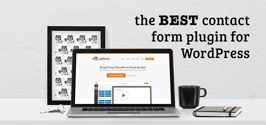 WPForms Review: Ən yaxşı Premium Əlaqə Forması Plugin? 1