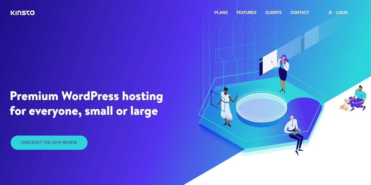 Kinsan ylläpitämä WordPress-hosting-arvostelu (2019)