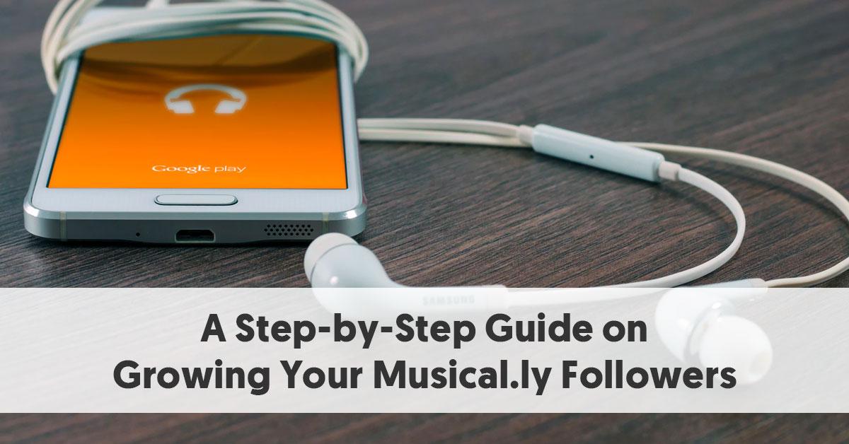 Hướng dẫn từng bước để tăng lượng người theo dõi Music.ly của bạn 4