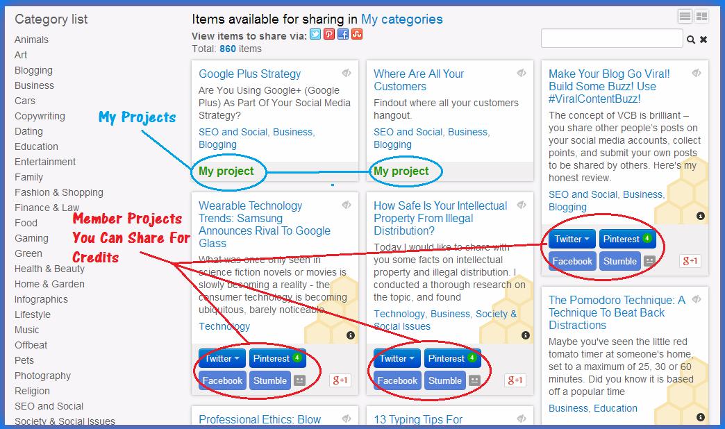 Estrategia de gestión de redes sociales ViralContentBuzz
