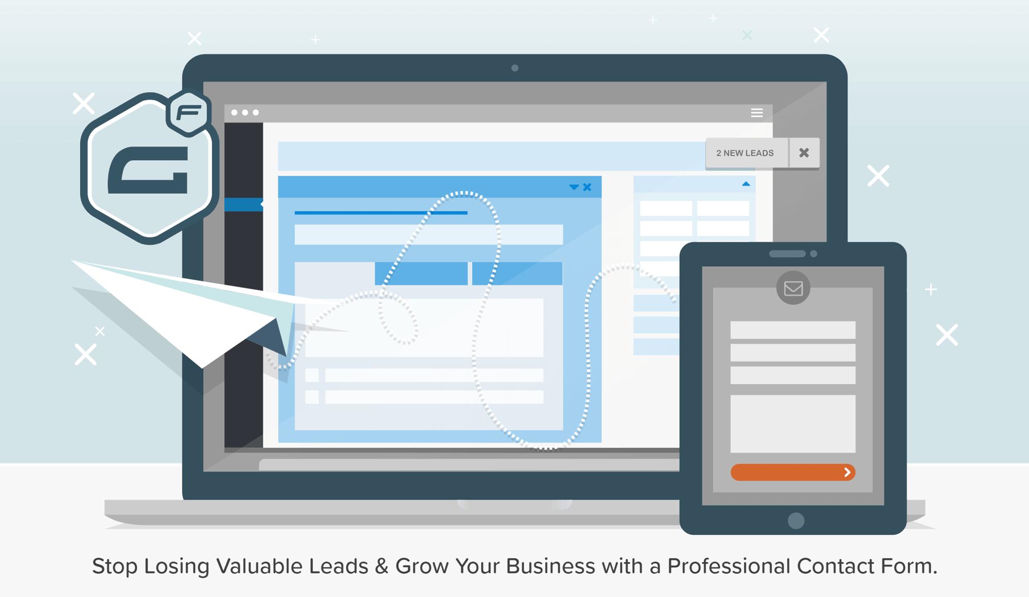 Plugin de formularios de WordPress para formularios de gravedad