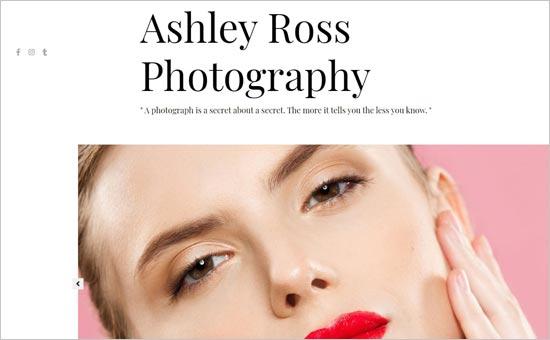 Astra Fotógrafo