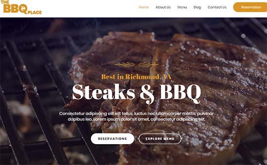 Restaurante BBQ