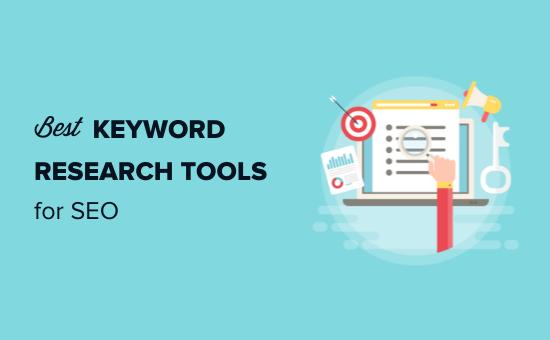 Las mejores herramientas de investigación de palabras clave para SEO (imagen principal de la publicación)