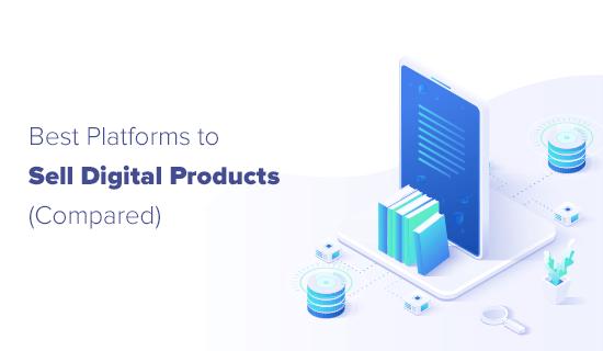 7 parhaat platformit digitaalisten tuotteiden myymiseen helposti (verrattuna)