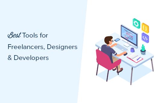 Freelancerlər, inkişafçılar və dizaynerlər üçün ən yaxşı vasitələr.