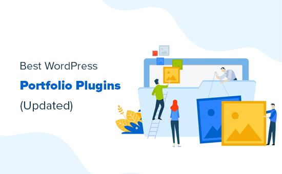7 parhaat WordPress-portfolio-laajennukset suunnittelijoille ja valokuvaajille