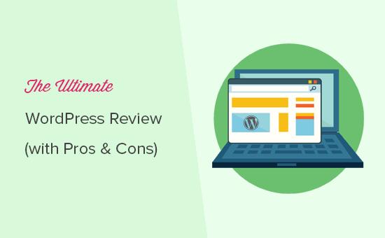 Der neueste WordPress-Test: Ist es die richtige Wahl für Ihre Website?
