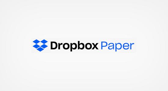 Dropbox kağızı