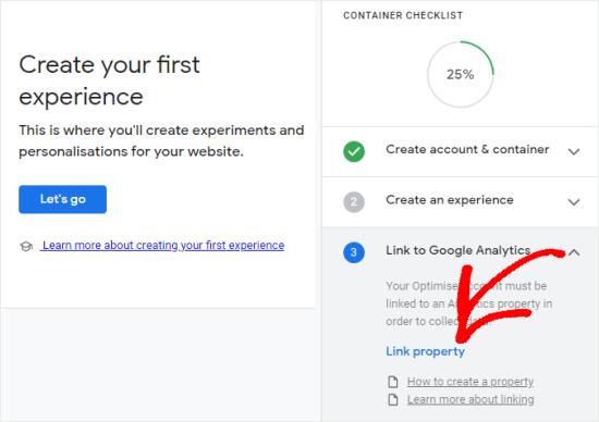 Google Optimizasyonu veb saytınıza bağlamaq (Link xüsusiyyətini vurun)