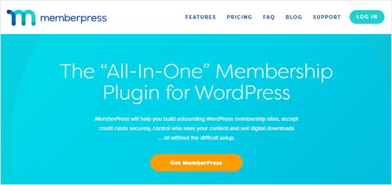 موقع MemberPress