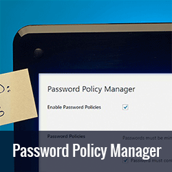 Ottieni uno sconto del 40% in Password Policy Manager