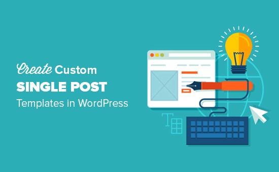 Cách tạo mẫu bài đăng cá nhân tùy chỉnh trong WordPress 3