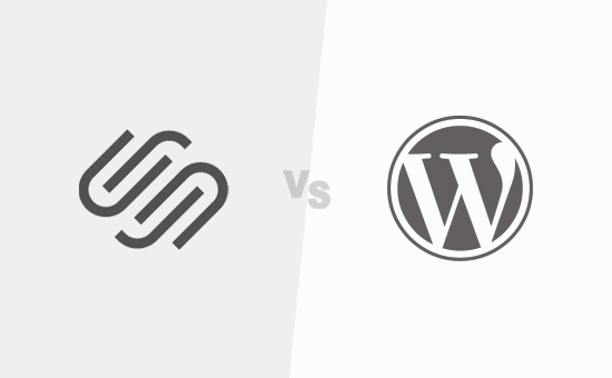 Comparación de Squarespace vs WordPress