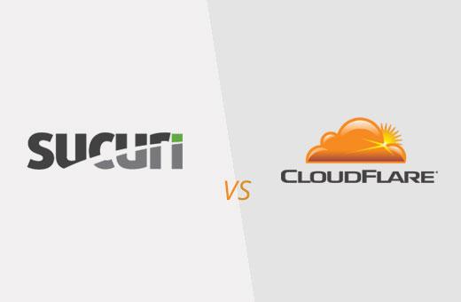 Sucuri vs CloudFlare (Plussaa ja miinusta) – mikä on parempi?