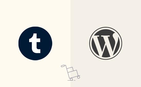 Vaihda Tumblr: stä WordPressiin muutamalla napsautuksella Tumblr2WP: n ansiosta