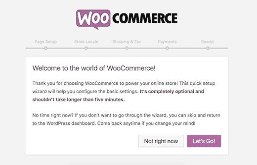 WooCommerce quraşdırma ustası