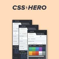 CSS Hero üçün 65% endirim əldə edin