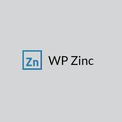 Obtenga 35% de descuento en WP Zinc