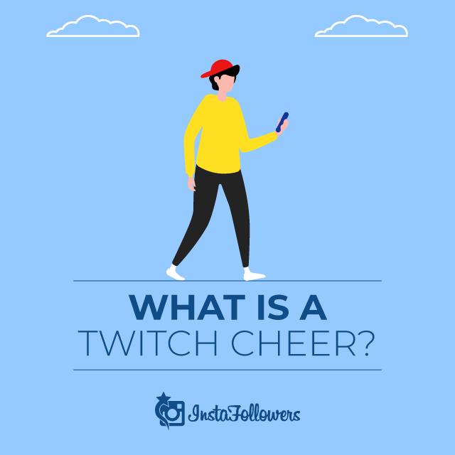 ¿Qué es un Twitch Cheer?
