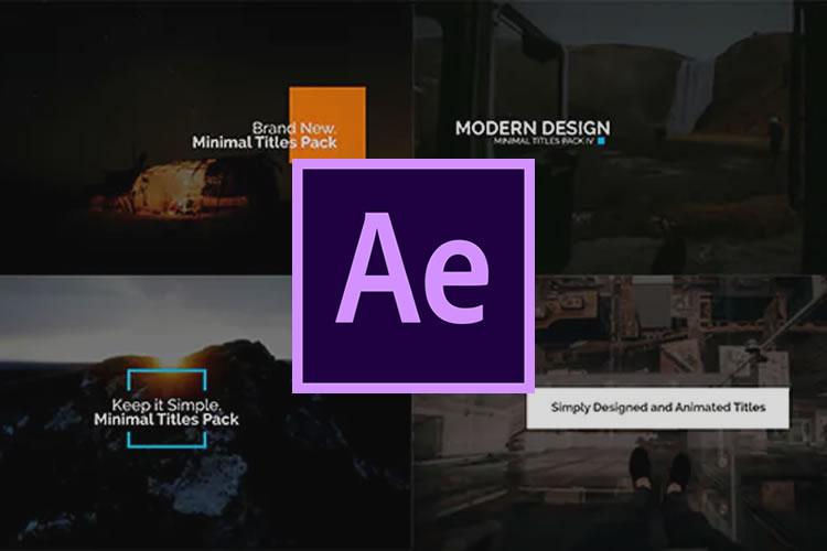 10 mẫu tiêu đề Adobe sau hiệu ứng tốt nhất 1