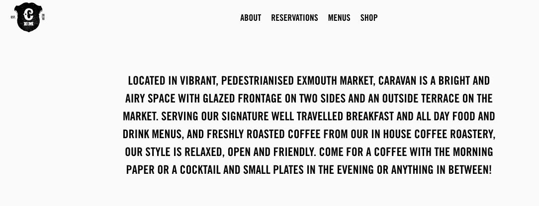 historia de la marca de restaurante