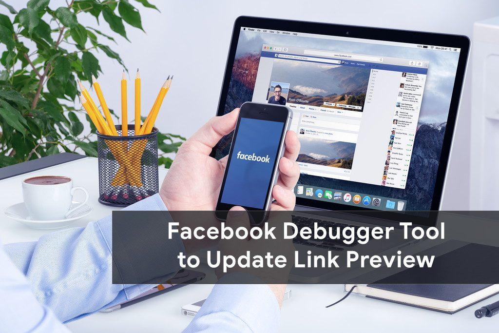 Facebook  Depurar o Facebook Herramienta de depuración