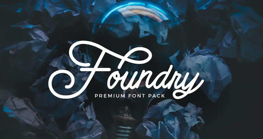 Cast Fountain Pack