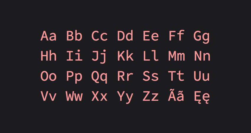 Office Code Pro Monospaced Mono Freier Schriftfamilientypcode