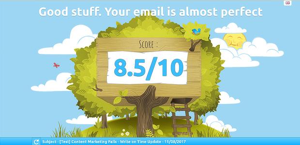 Présentation de mailtester
