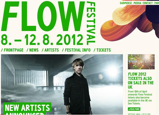 festival de flujo