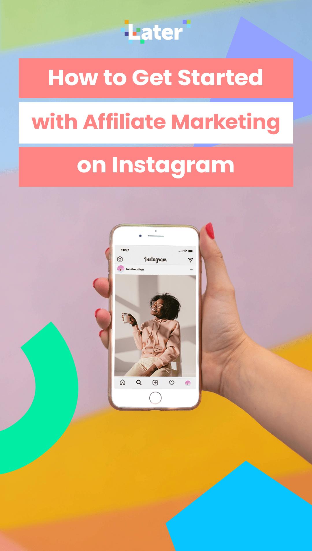Comment démarrer avec le marketing d'affiliation sur Instagram 4