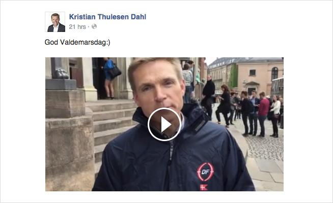 campaña política de redes sociales