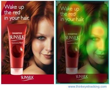 pogledajte bocu šampona za model