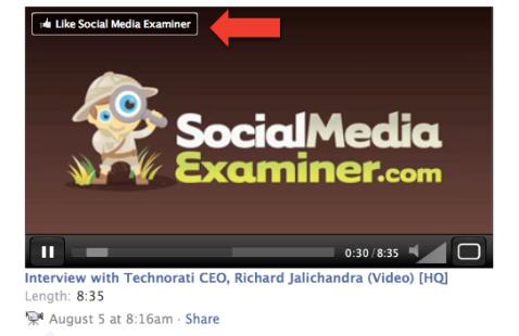 facebook videosu
