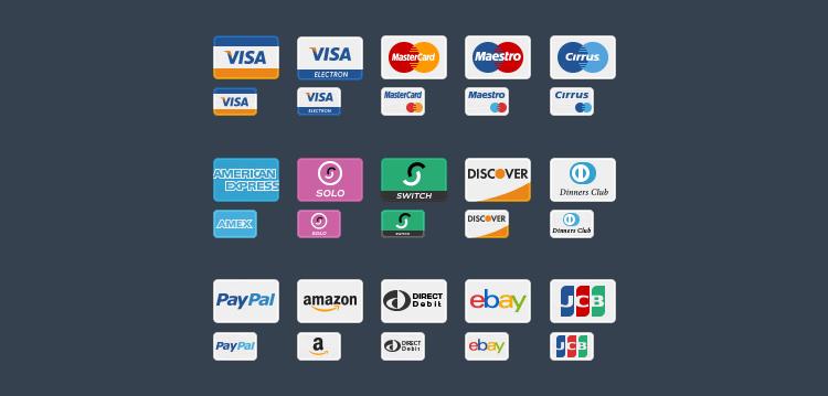 Icône de paiement gratuit icône png