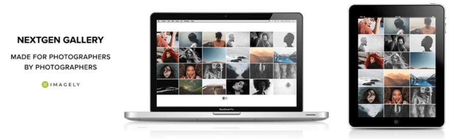 NextGEN Gallery es una de las extensiones más potentes que puede instalar como fotógrafo. De hecho, podría decirse que es el complemento de fotografía de WordPress más popular. La versión gratuita viene repleta de características, que incluyen una variedad de galerías y exhibiciones de álbumes para su sitio y cambio de tamaño de imagen automático.
