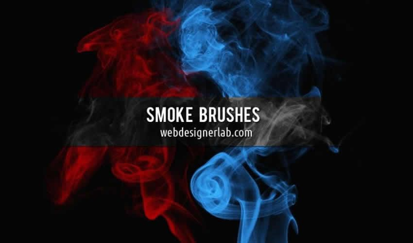 fumer adobe photoshop ps brossage brossage abr pack